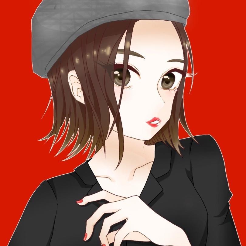 SNS等のかわいいキャラアイコン描きます ミニキャラから普通の頭身キャラも描きます(*^^*)