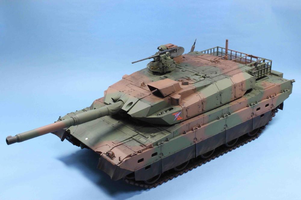 AFV模型全般の製作代行をします 戦車や軍事車両が欲しい方、ご相談ください。