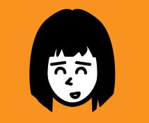 アイコン風似顔絵お作りします 【TV・映画・雑誌・ゲーム業界現役デザイナー歴20年】