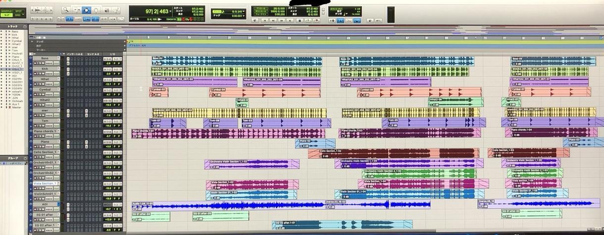 歌ってみたのmix&masteringをします ピッチ補正等の全てのオプション込みで3000円!高クオリティ