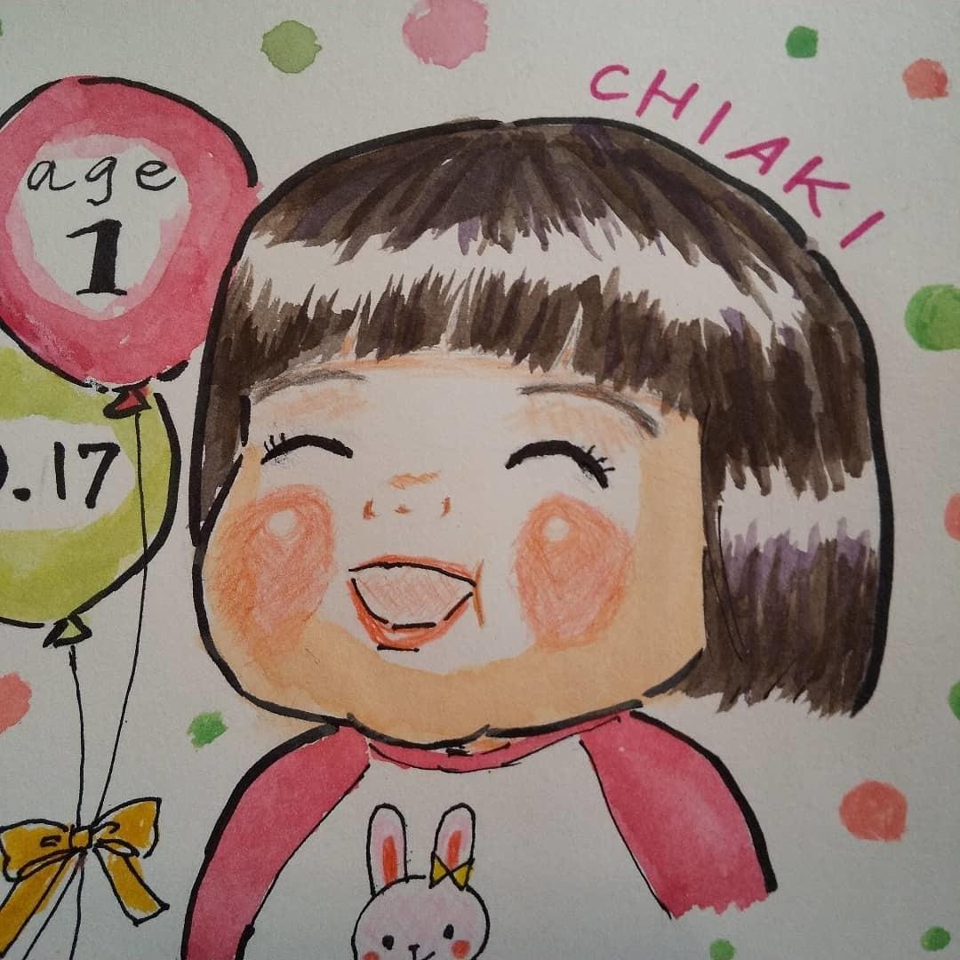 お子さまの似顔絵描きます かわいく生き生きと、お描きします! イメージ1