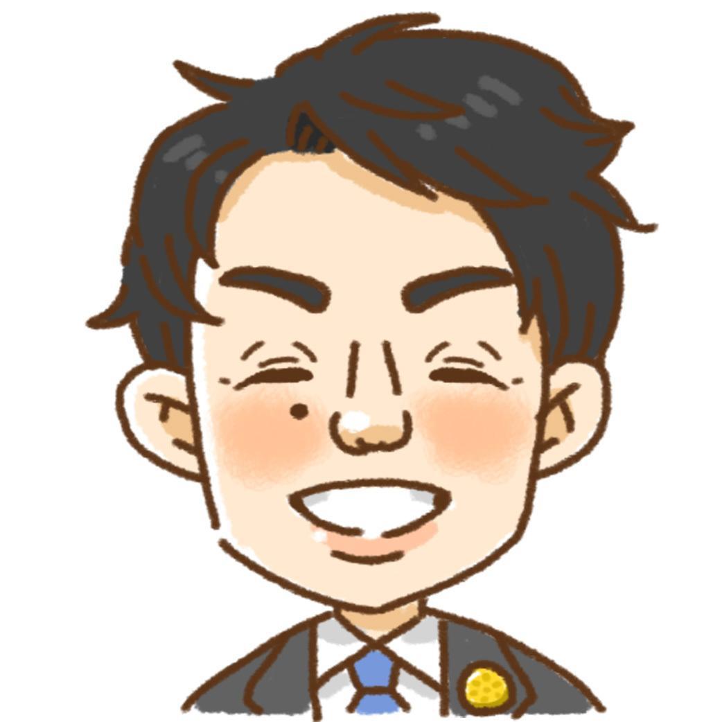 デフォルメの可愛い似顔絵アイコン描きます SNS用の可愛くデフォルメされた似顔絵アイコンをお描きします イメージ1