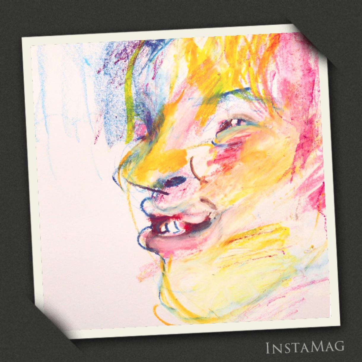 オーダーメイド☆ART風で味のある似顔絵お描きます SNSアイコン、名刺作成、プレゼントにぜひ♪