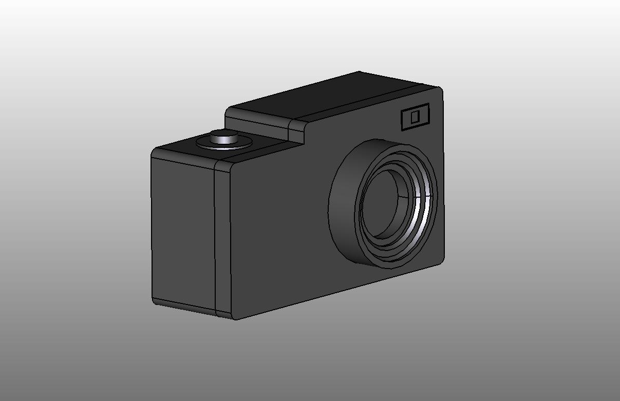 簡単な3Dプリンタ用3Dモデル作成いたします オリジナルグッズや試作品など、簡単な形状の3Dモデルを作成。 イメージ1