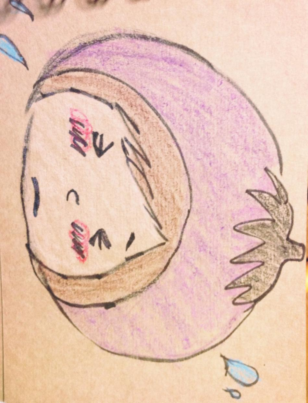 あなたが食べ物になっちゃう?!好きor嫌いな食べ物に変身似顔絵(o^^o)