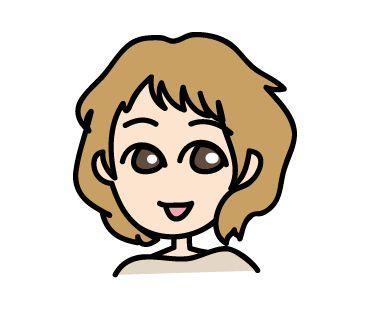 ゆるキャラ風の似顔絵を作成します SNSアイコンや名刺・広告などにお使いいただけます!