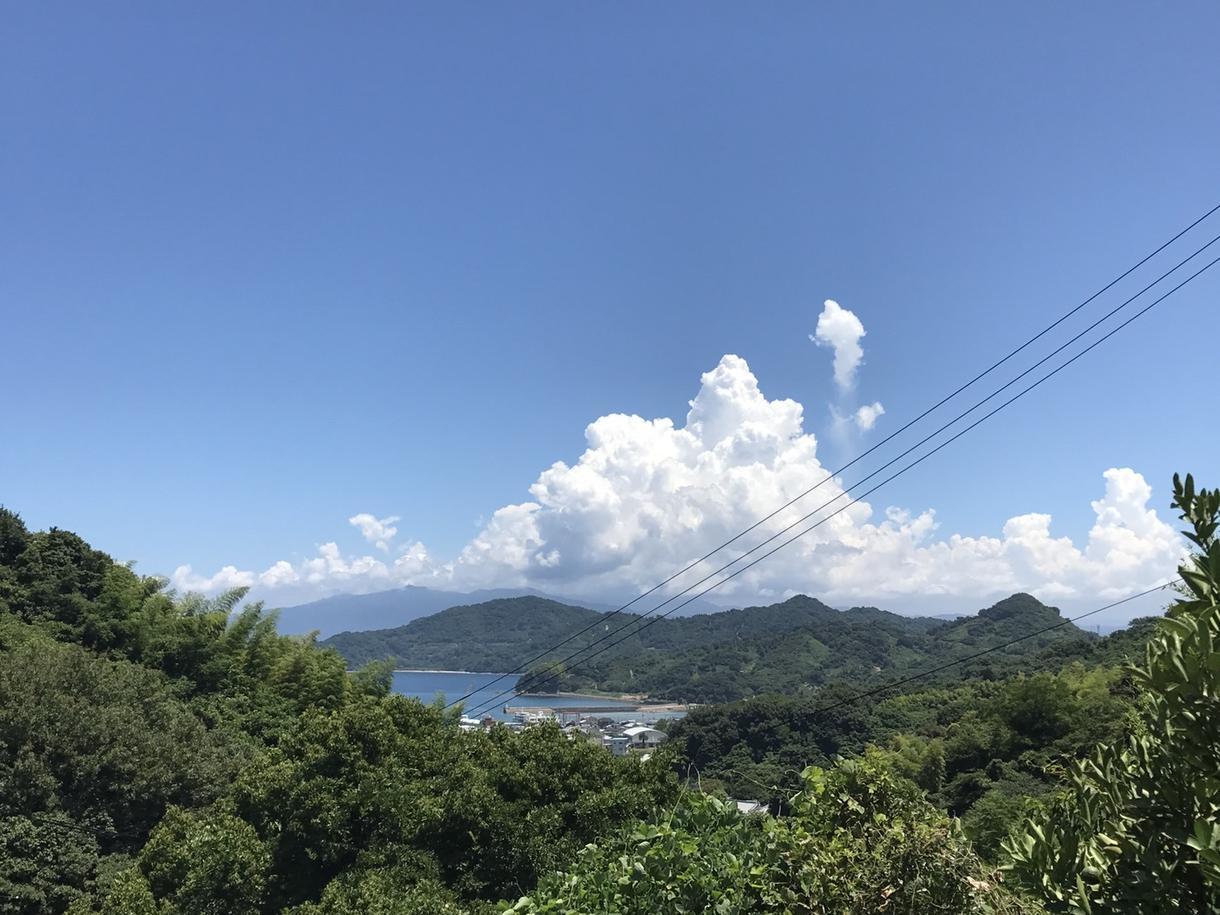 風景の写真とって送ります 島、海、街並み、電車、愛媛にしかない風景