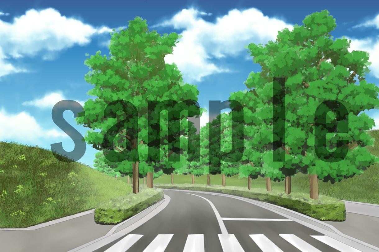 背景画書きます SNS、HP、チラシなどの背景に使える画像を作成します。 イメージ1