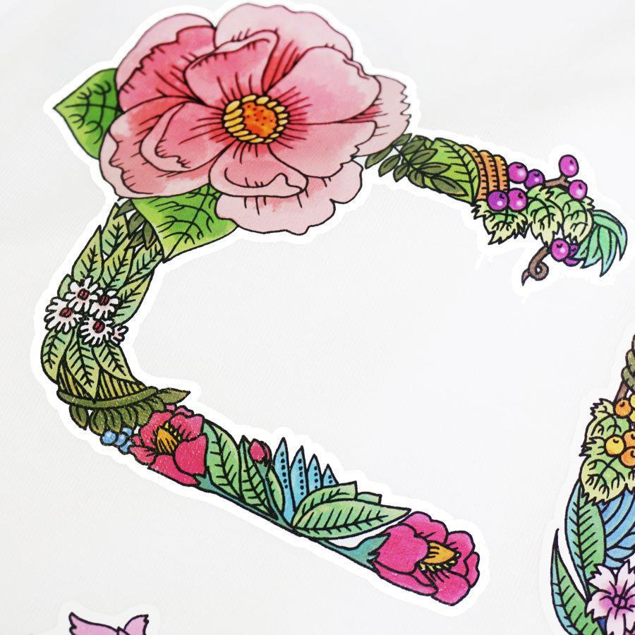企業のロゴやイニシャルをモチーフイラスト化します あなただけオリジナル!心が踊るステキデザインを制作♪