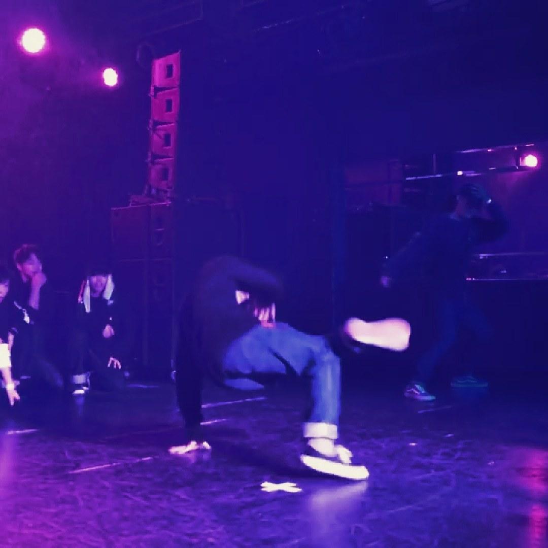 超初心者向けブレイクダンスレッスンをします 現役学生ダンサーが段階を踏んで丁寧にレッスン! イメージ1