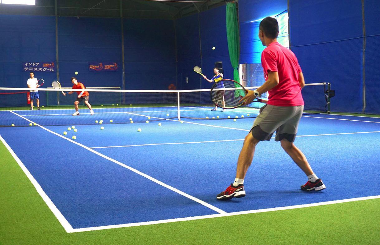 あなたのテニス、もっと上達できます スポーツ心理学に基づいたコーチングや考え方で試合に勝てる!