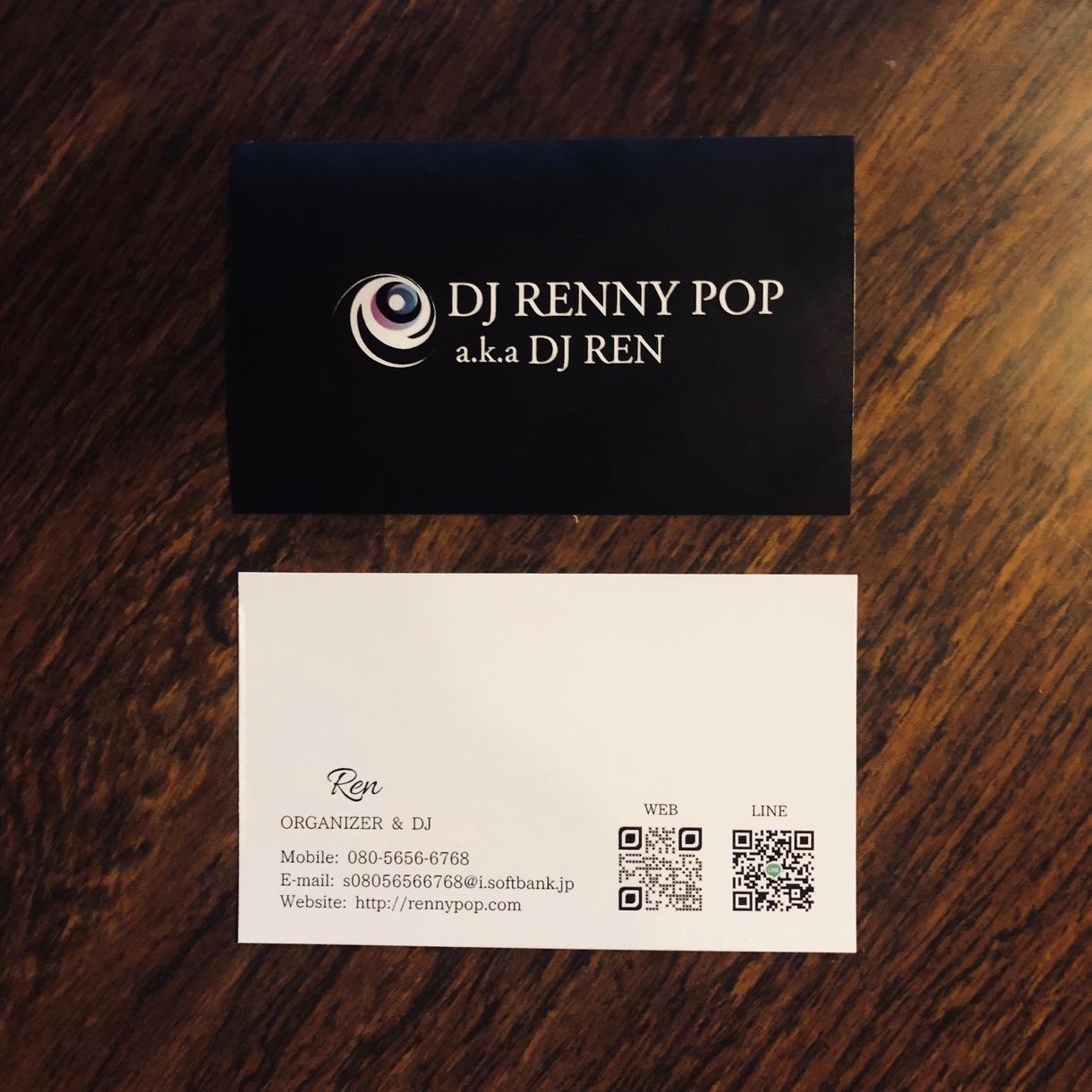 立体的ニス加工名刺orショップカード一括制作します 現役プロデザイナーによるオリジナル名刺、ショップカード制作★