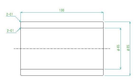 JWCADで簡単な図面を描きます 手書き図やスケッチ図をCAD図面にしたい方へ
