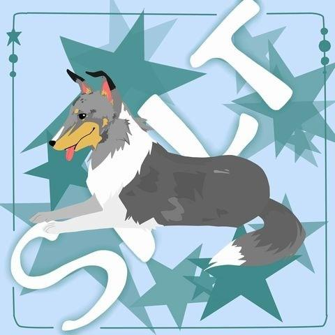 犬の似顔絵、描きます プロフィール画像やプレゼント、わんちゃんのお誕生日の記念に
