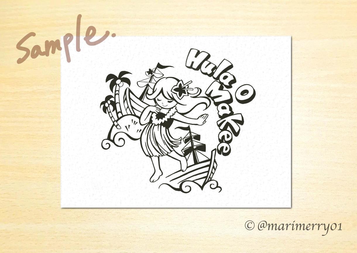 最低2案保証★いろいろなロゴ作成します ★名刺、ショップカードも作成可能★