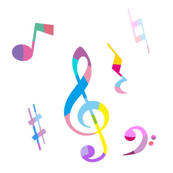楽譜に音名(ドレミ)を書き込みます 即日納品!500円〜!音高生があなたの音楽生活をサポート♪ イメージ1