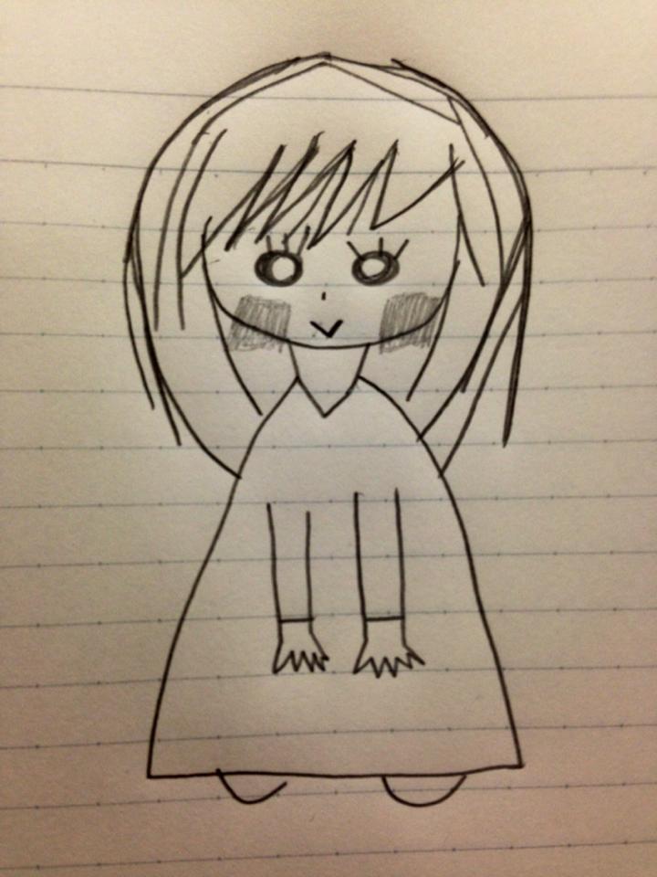 あなたをかわいいキャラクターイラストにします!