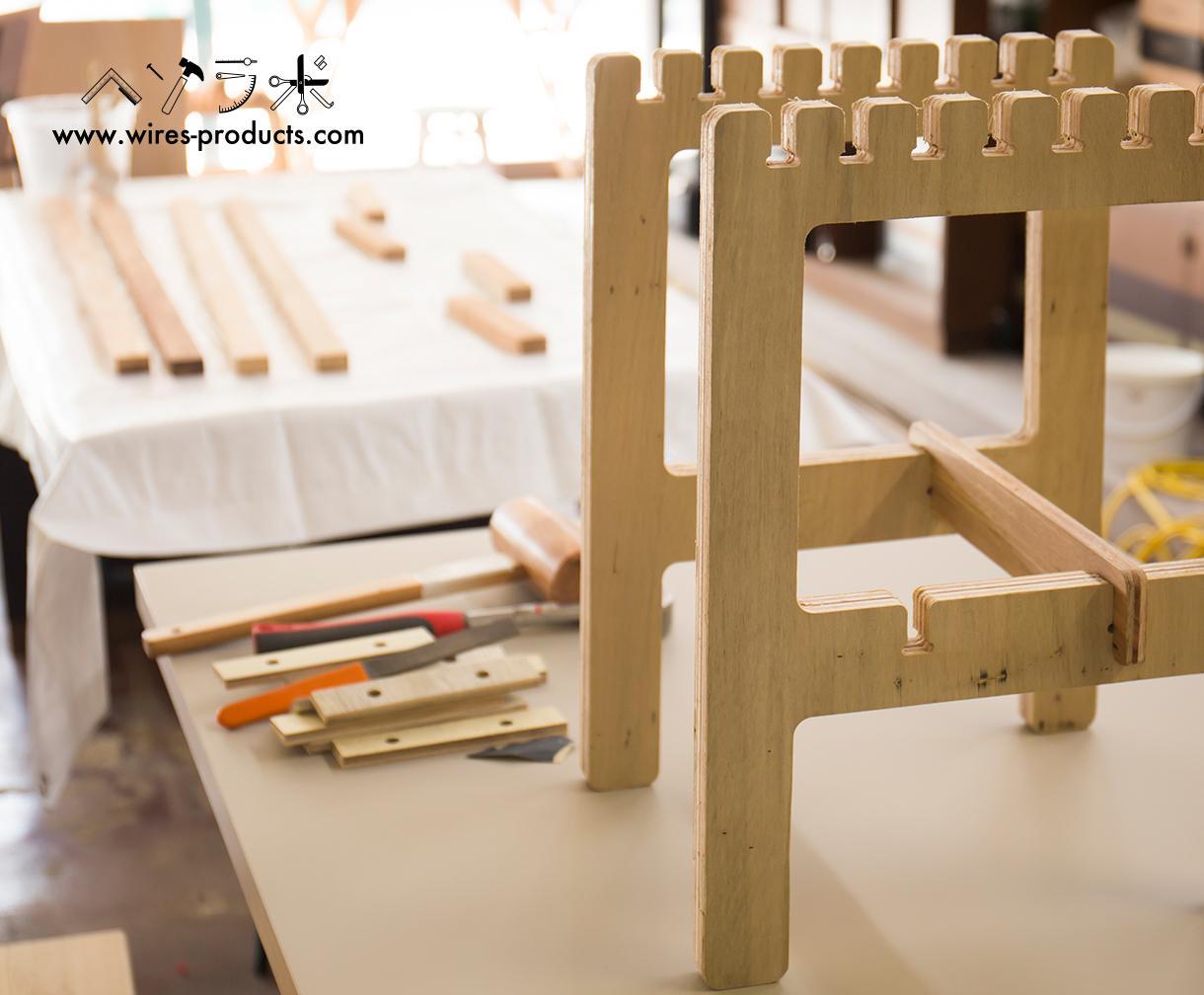 文字やロゴ、絵柄などお好みの形を切り出します DIYに最適!デジタル工作機械を使って素材を切り出します!
