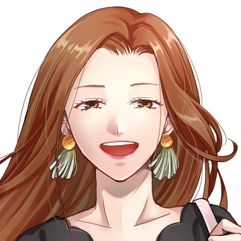 SNS用アイコン作成いたします 創作キャラ・似顔絵風のイラスト対応可能!
