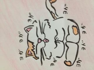 ネコがお好きな方♪♪ あなたのお写真とイメージから、ネコイラストにします!
