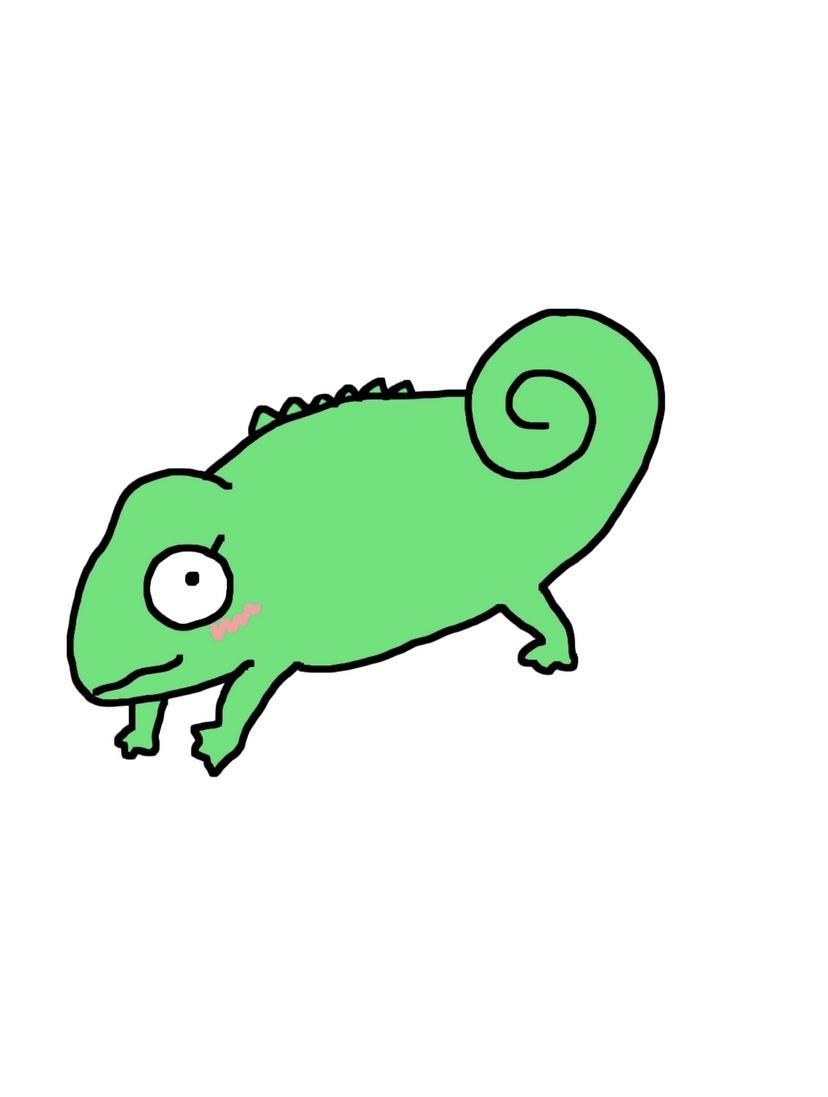 アイコン描きます 指定された動物でその人をイメージしたアイコンをかきます