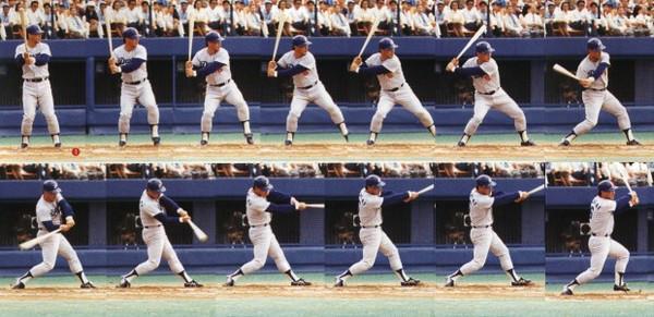 野球のバッティング技術、その究極的極意教えます 昨今プロ野球界ではバッティング技術にゴルフスイングを研究! イメージ1