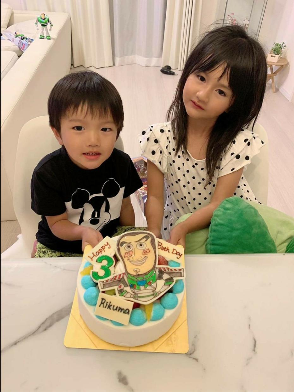 小さい子どもが喜ぶ✨誕生日ケーキのデザイン書きます 兄の子どもに毎年誕生日ケーキのデザイン書いてます。 イメージ1