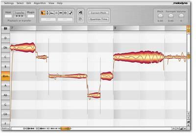 プロのアーティスト御用達ソフトを使用してボーカルのピッチ補正をします! イメージ1
