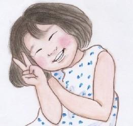 にっこり喜んで頂ける似顔絵年賀状描きます(*^_^*)