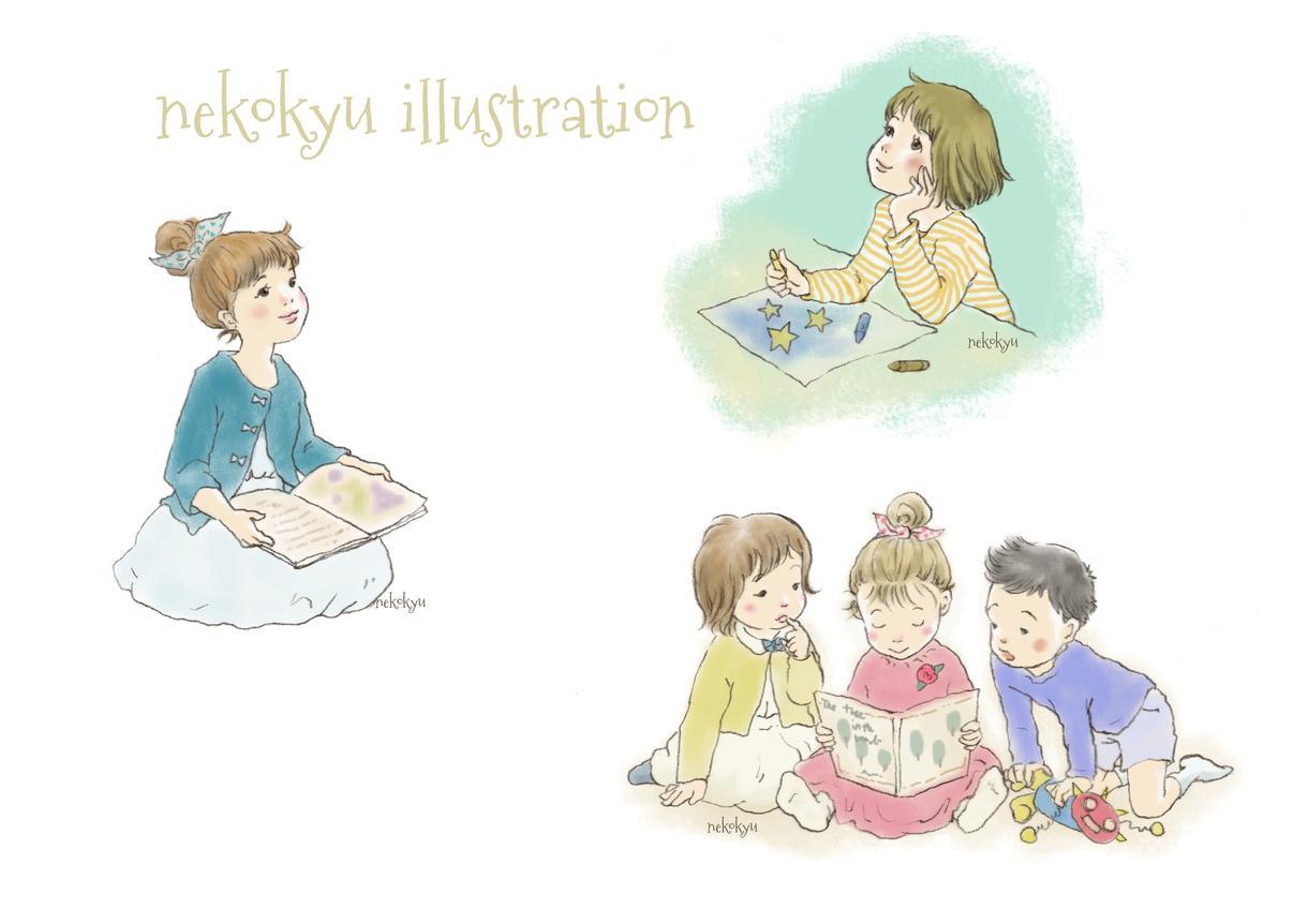 絵、イラストの感想、添削、アドバイスお伝えします 絵、イラストに丁寧にわかりやすくアドバイスします☆