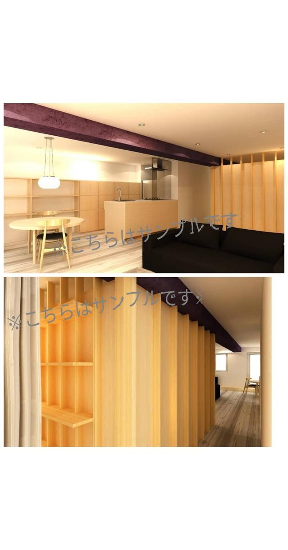 唯一無二/空間デザイン(作図・現場監理)できます 福岡市で、空間デザイナー/イラストレーター