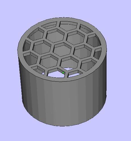 3Dプリント用データ(有機物OK)を作ります オリジナルの物を1個~少量作りたい方向け