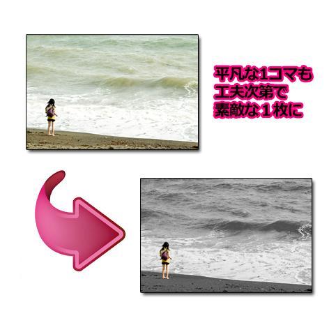 ★画像加工!残念な記念写真も、商品写真もグレードアップ★
