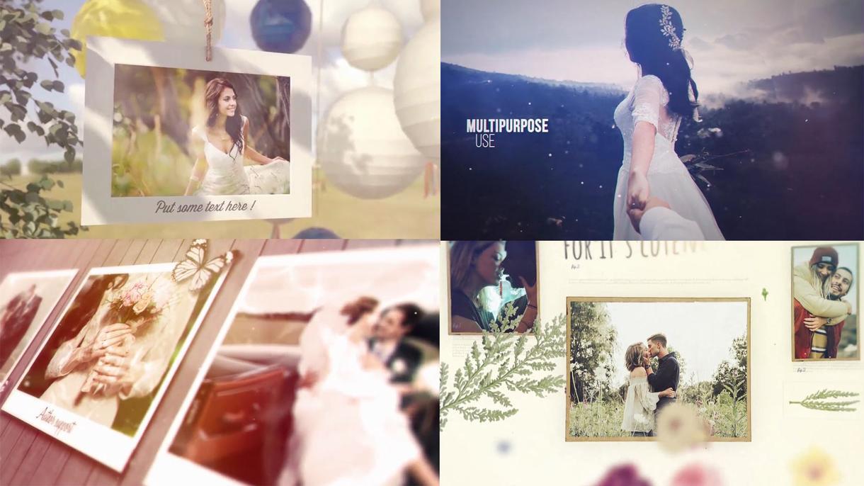 素敵な結婚式映像を作成します 選ぶのに迷うほど、高品質なサンプル動画を多数ご用意、!