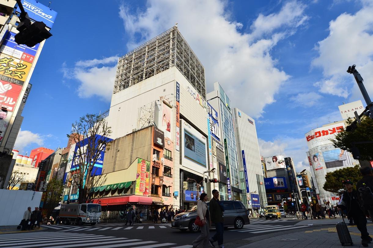 新宿の写真を撮りに行きます 新宿の風景や街並みをデジタル一眼レフで撮影しに行きます。 イメージ1