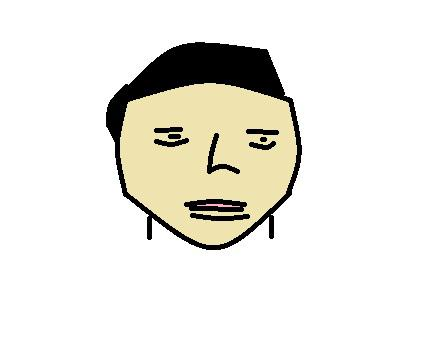 SNSのアイコンに脱力したシュール感が欲しいあなたへ。似顔絵描きます。