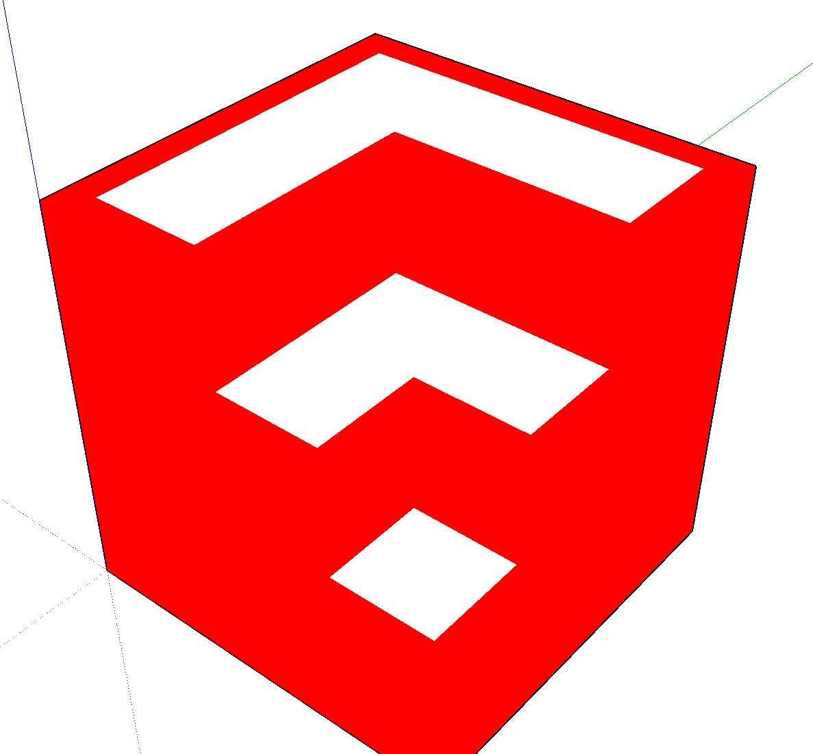 手書き図面からSketchUpで3D化します 提案力に欠けると思った際にはご協力致します。 イメージ1
