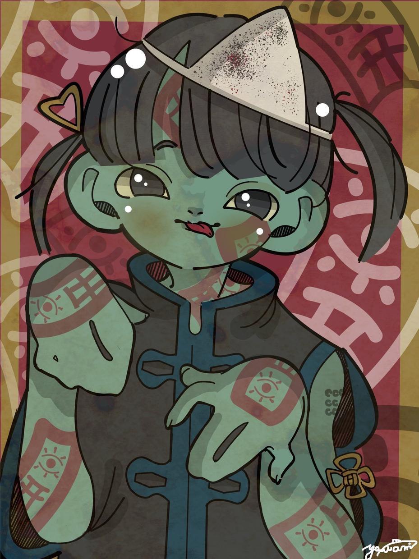 イラストを描きます SNSのアイコンやお店のキャラクターなど何でも描きます