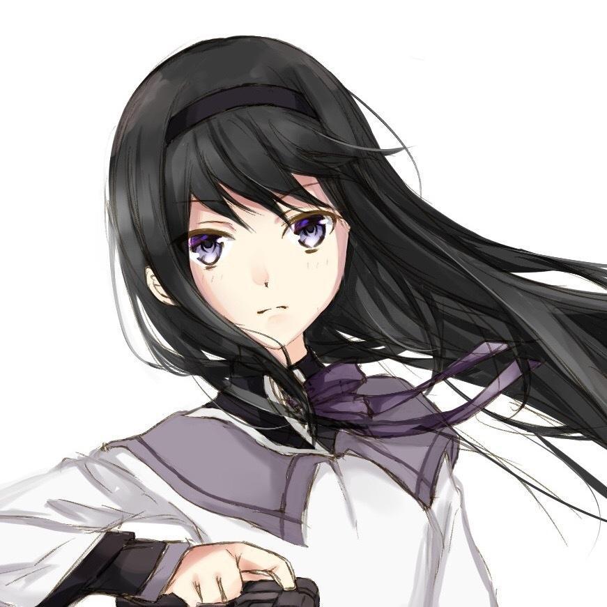 キラキラした可愛い女の子のアイコン描きます SNSで使えるアイコンをお求めの方にオススメ!