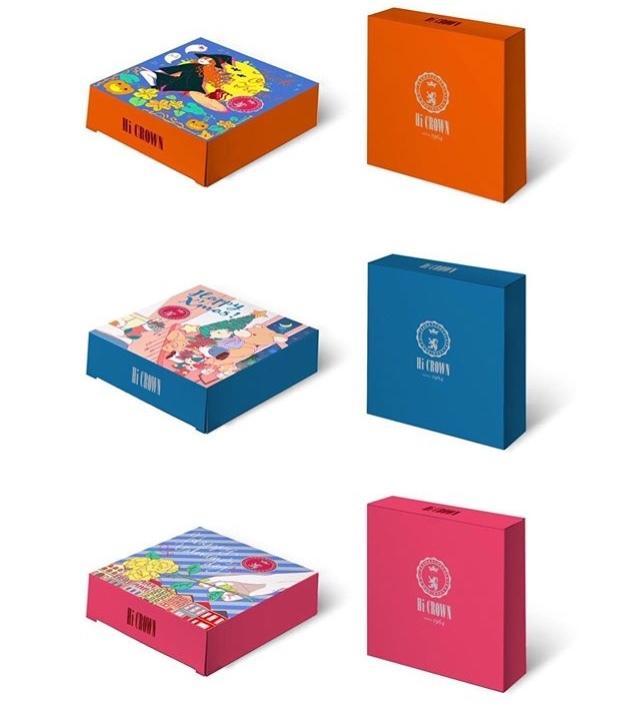パッケージデザイン承ります 可愛い!ポップ!そんなパッケージを提案させて頂きます!