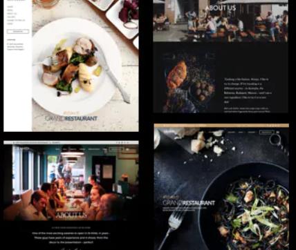 飲食店向けのWebサイトを制作します Web制作を通じて飲食業界の方のお悩み解決のご協力をします