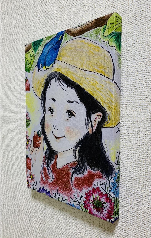 記念に残る似顔絵をお描きします 全て手描きの温かいタッチのアナログ絵です。