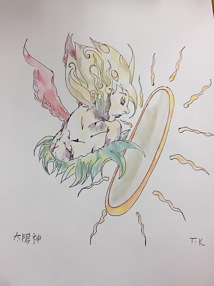 いろいろな色鉛筆で描いてのでよろしくお願い致します なせば成る成さぬわならない!駄目ですかねこんな感じなのはと?