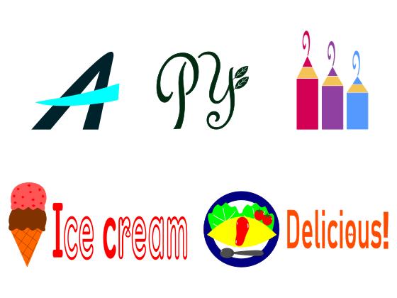 貴方だけのロゴを作成します 個人向けにオススメ、オリジナリティーあるロゴならお任せを!