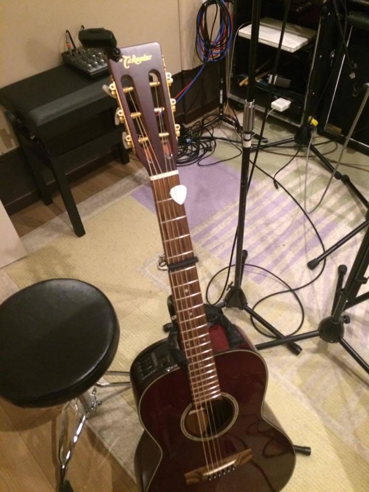 ギターレコーディング承ります 格安で高品質なギターサウンドが欲しい方。
