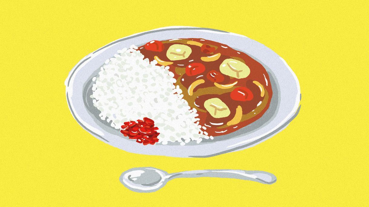 心がホッとするような、食べ物のイラストを描きます 食べ物のモチーフやイラストのサイズは自由に指定、相談可能です イメージ1