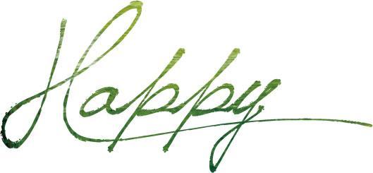 スクリプトの文字でロゴを作りたい方
