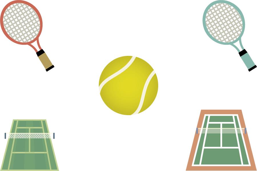 硬式テニスに関するアドバイスを致します 具体的なアドバイス。ポイントを押さえて練習する事が大切。