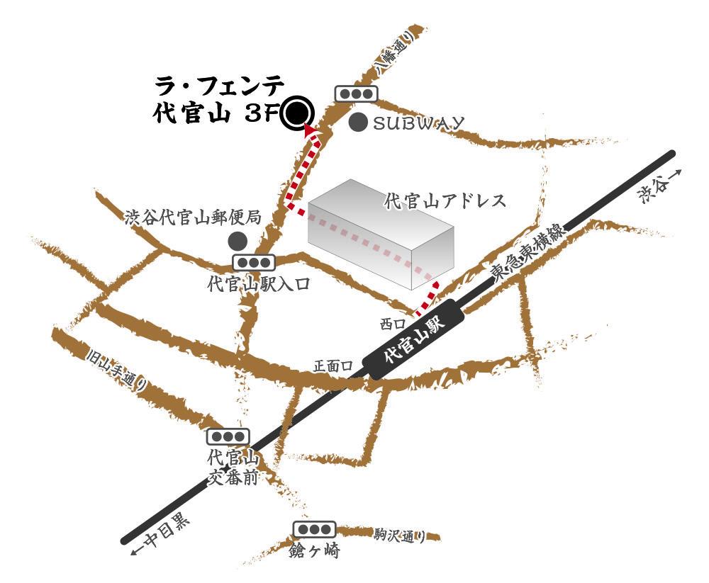 手書き風 地図イラストレーター納品はじめます 味のある地図でアピールしましょう。 イメージ1