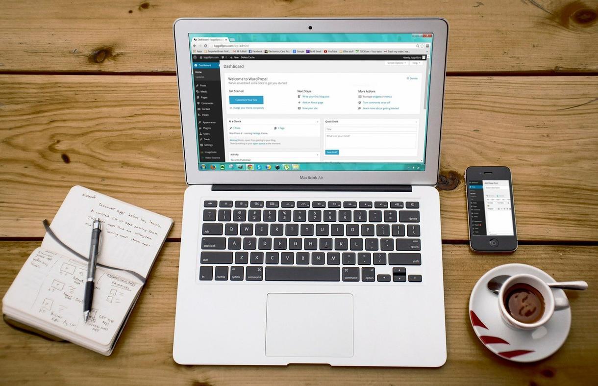 WordPressの初期設定を代行します ワードプレスを初めて使う方をサポートします。